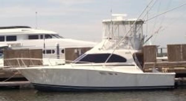 1992 luhrs 35 cv boat for sale