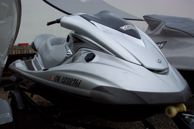Yamaha Fx Cruiser Ho on Yamaha Waverunner Fx Cruiser Cover