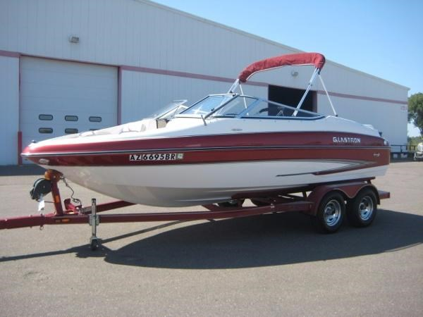 2007 glastron gx 205 boat for sale 20 foot 2007 glastron for Used fishing boats for sale mn
