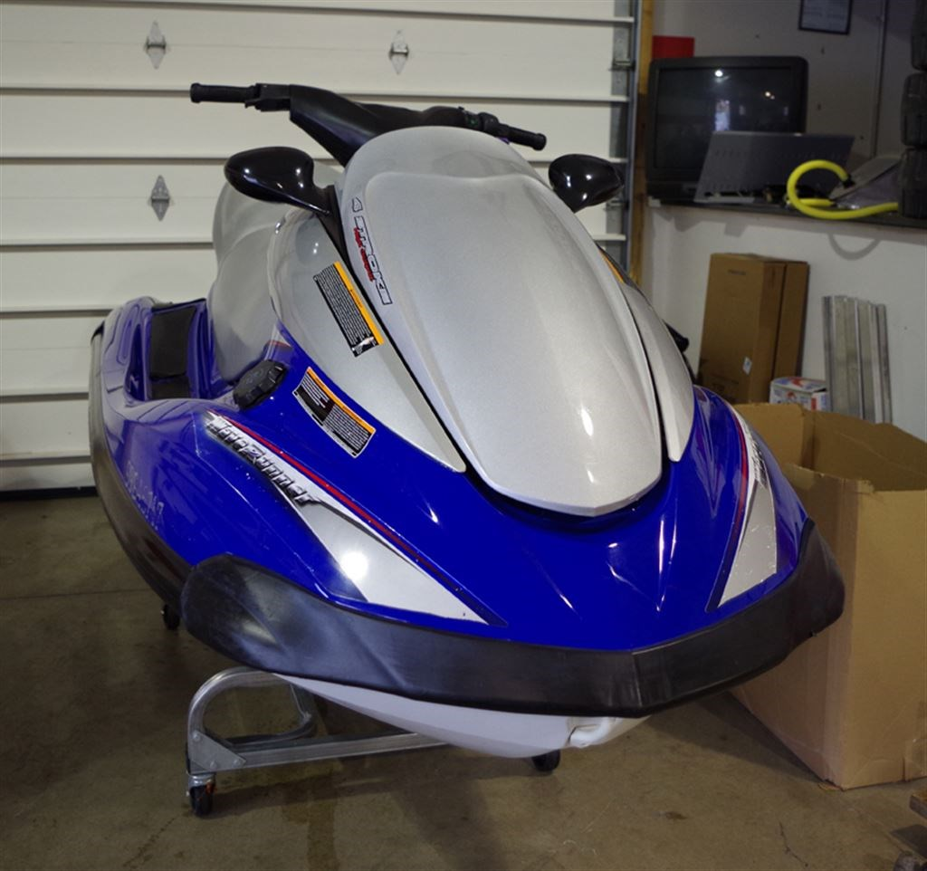 Yamaha fx cruiser ho 2004 used boat for sale in midland for Yamaha fx cruiser