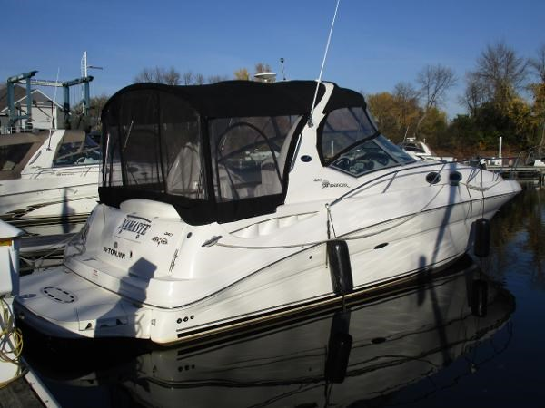2007 sea ray 320 sundancer boat for sale 32 foot 2007 for Boat motors for sale mn