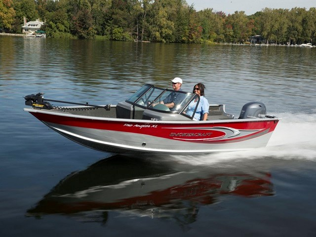 2016 smoker craft 162proangler xl boat for sale 2016 for Used fishing boats for sale in wisconsin