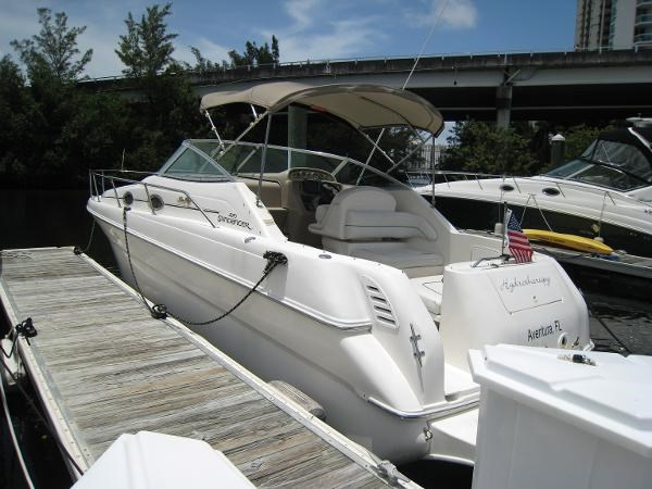 Sea Ray 270 Sundancer 1998 Used Boat For Sale In Miami