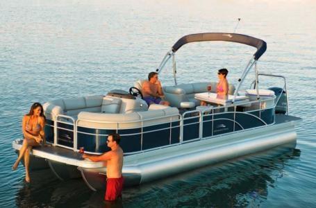 Bennington 24 Spdx 2016 New Boat For Sale In Ottawa