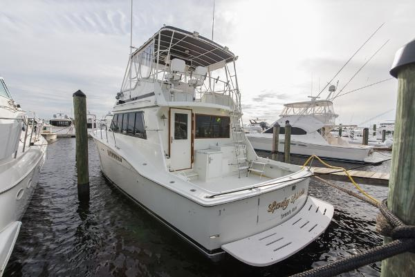 1981 hatteras 1981 2009 50 convertible boat for sale for Lady stuart deep sea fishing