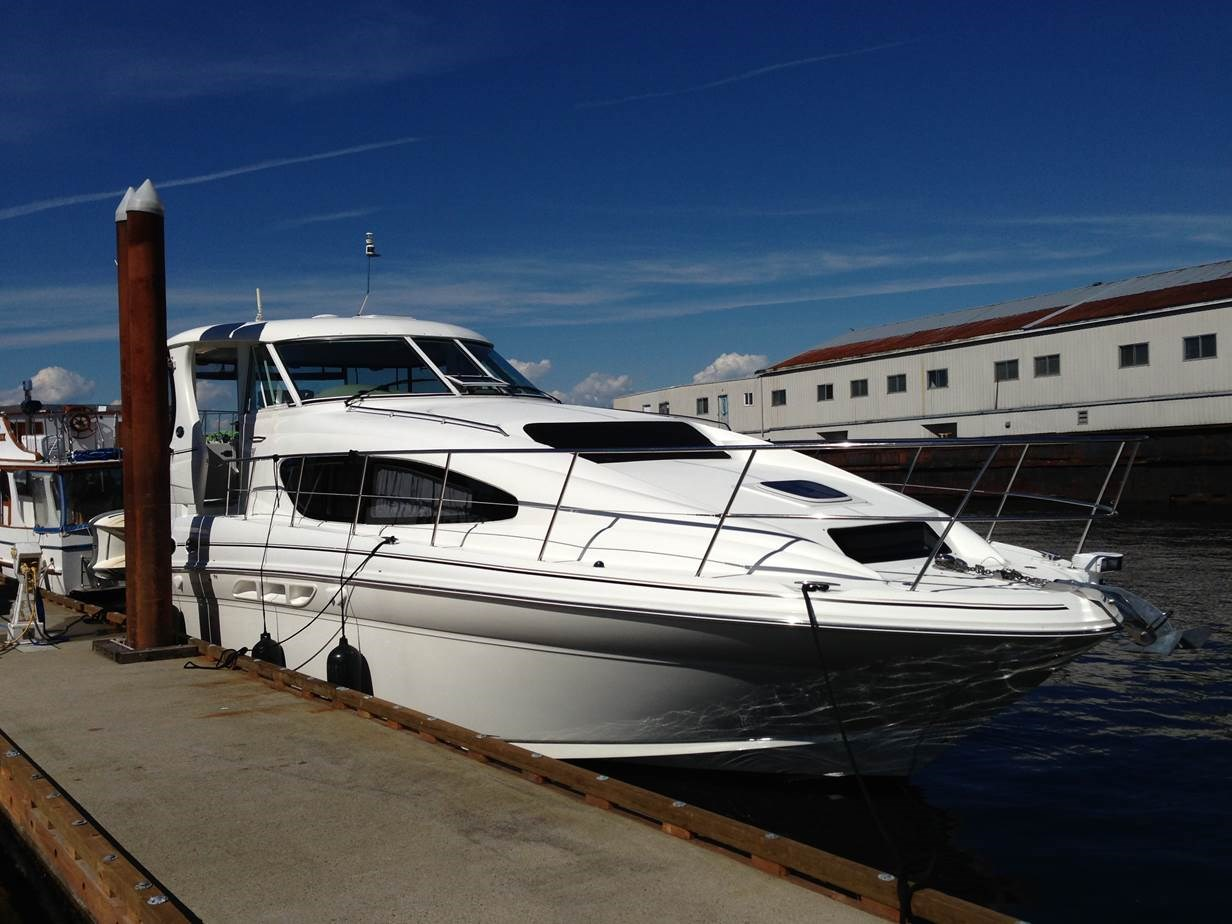 sea ray 390 motor yacht 2005 used boat for sale in