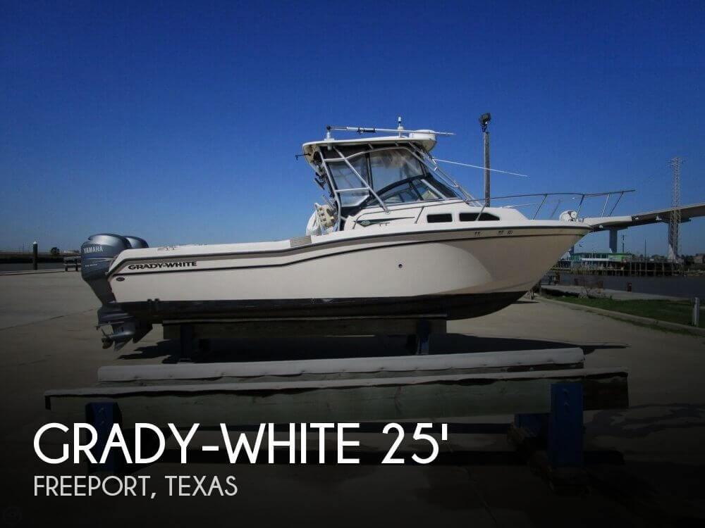 2005 grady white boat for sale white 2005 grady white for Grady white fishing boats