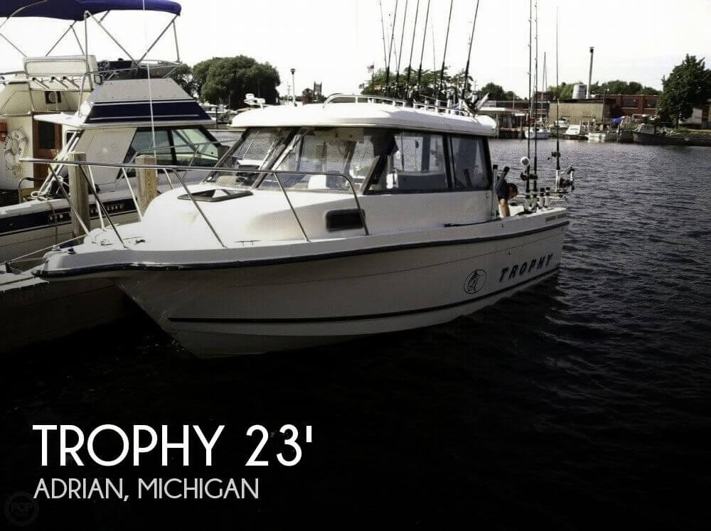2001 trophy boat for sale 2001 trophy fresh water for Fishing boats for sale by owner
