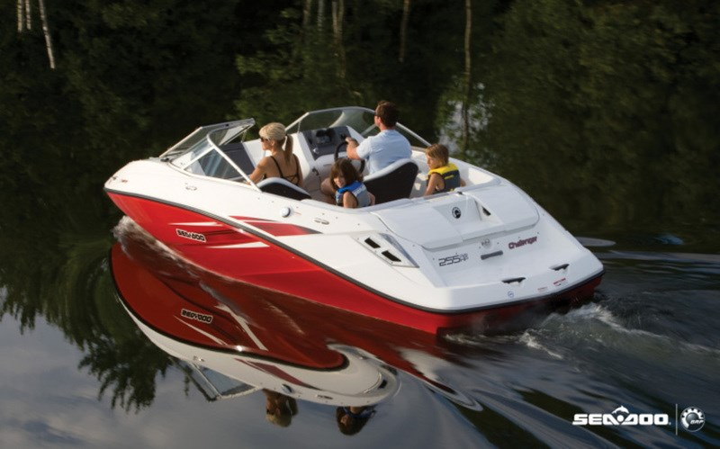 seadoo 180 challenger 2009 used boat for sale in edmonton