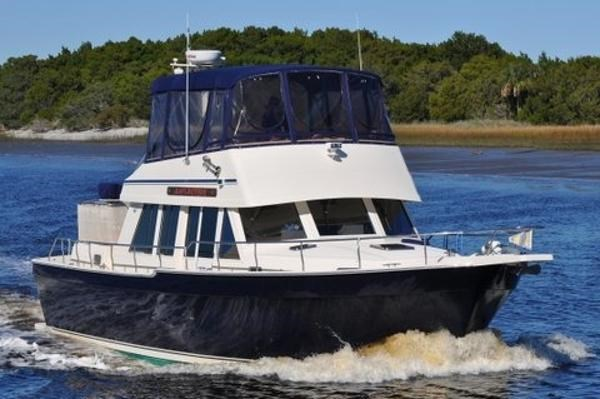 2006 Mainship 43 Aft Cabin Boat For Sale 2006 Mainship
