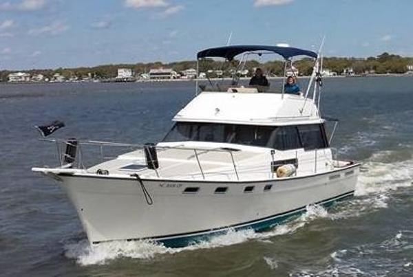 1986 Bayliner 3870 Motor Yacht Boat For Sale 38 Foot
