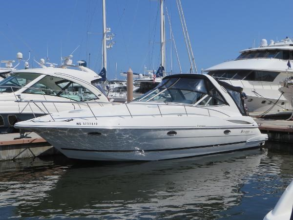 2001 cruisers yachts 3470 express boat for sale 2001 for Palm beach motor yachts for sale