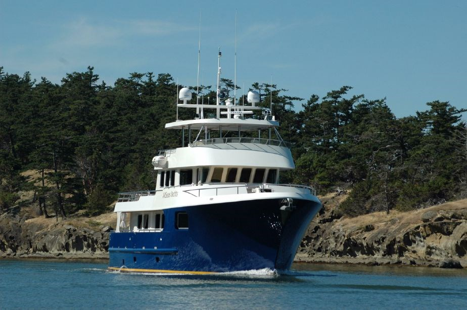 2010 allseas expedition yacht boat for sale 100 foot 2010 yacht in