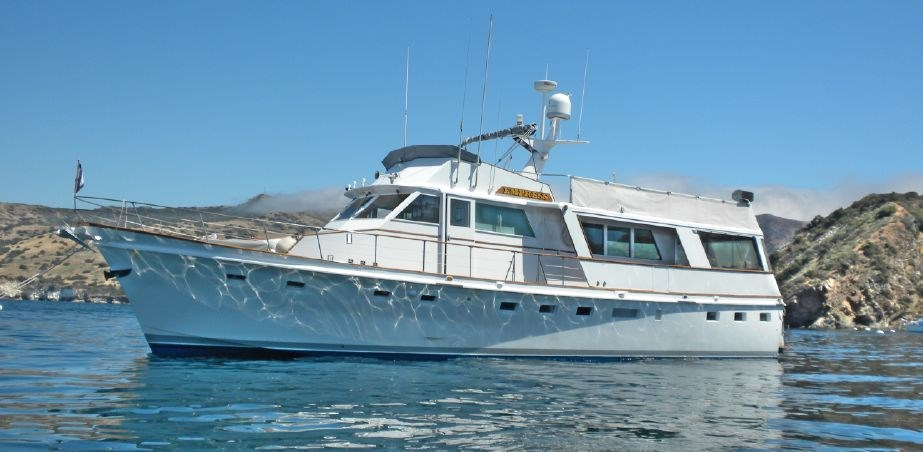 Motor Yachts: Long Range Motor Yachts For Sale