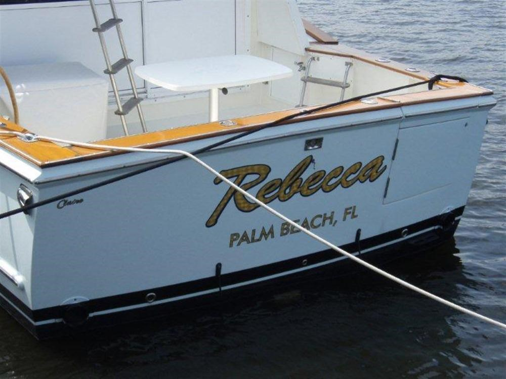 Matthews Motor Yacht 1971 Used Boat For Sale In Delray