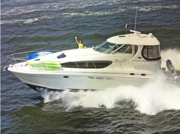 Sea ray 390 motor yacht 2005 used boat for sale in port for 390 sea ray motor yacht for sale