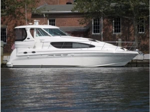 Sea Ray 390 Motor Yacht 2005 Used Boat For Sale In Port