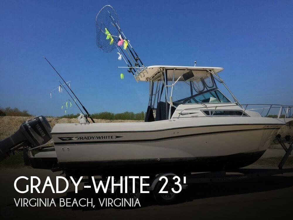 1995 grady white boat for sale white 1995 grady white for Grady white fishing boats