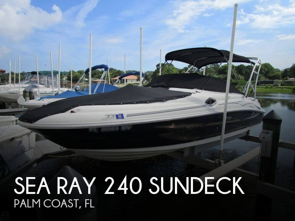 2005 sea ray boat for sale 2005 sea ray motor boat in for Boat motors for sale in florida