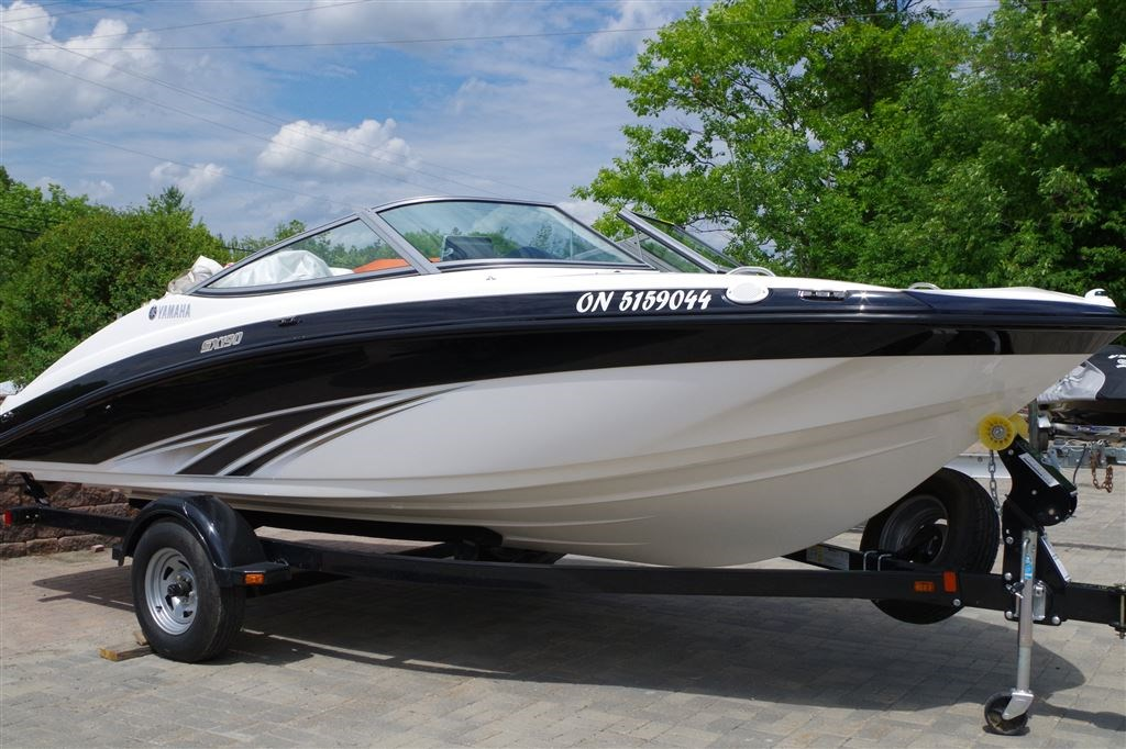 Yamaha sx190 2015 used boat for sale in midland ontario for Used yamaha sx190