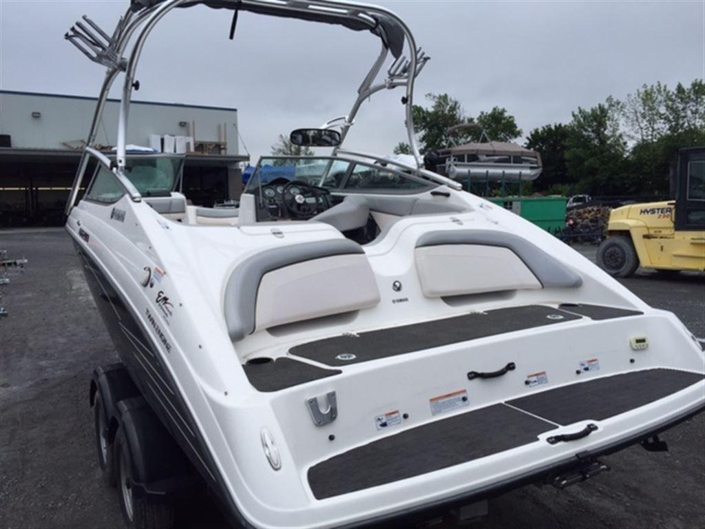 Yamaha ar 210 2012 used boat for sale in varennes quebec for Yamaha dealers in arkansas