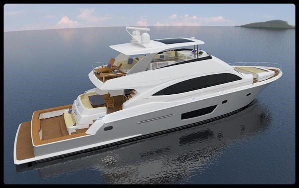 Viking yachts cockpit motor yacht 2017 new boat for sale for 85 viking motor yacht