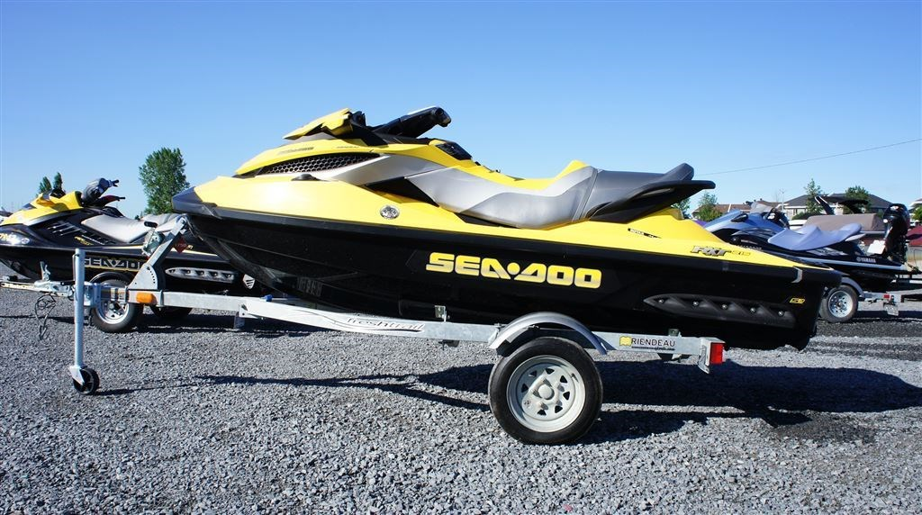 Sea Doo Seadoo Rxt 215 2010 Used Boat For Sale In Varennes
