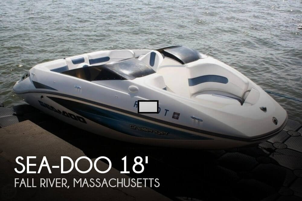 2005 Sea Doo Boat For Sale 18 Foot 2005 Sea Doo Motor