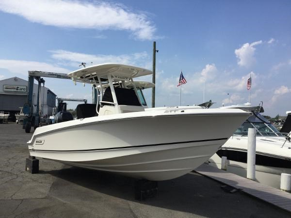 2017 boston whaler 230 outrage boat for sale 23 foot for Fishing boats for sale in ny