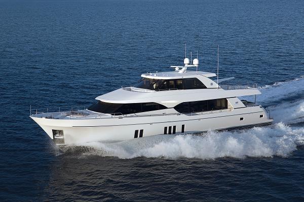 Ocean alexander 100 motor yacht 2017 new boat for sale in for Motor yachts for sale in florida
