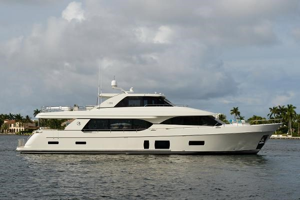 2017 ocean alexander 100 motor yacht boat for sale 2017 for Motor yachts for sale in florida