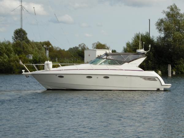 1995 Trojan 350 Express Boat For Sale 35 Foot 1995