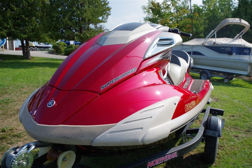 Yamaha fx cruiser sho 2008 used boat for sale in midland for Yamaha fx cruiser