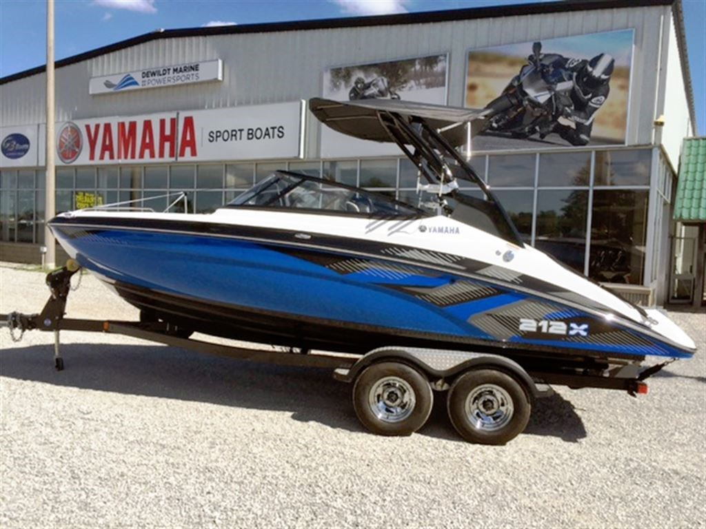 Jet Boats For Sale: Yamaha Jet Boats For Sale Ontario on