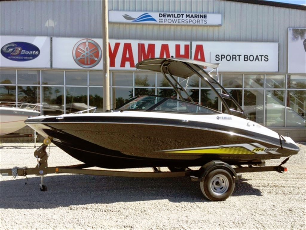 yamaha ar195 2017 new boat for sale in innisfil ontario