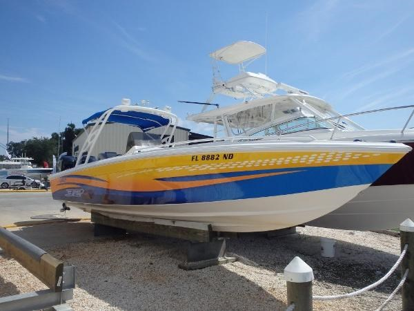 2005 concept boats 32 boat for sale 32 foot 2005 fishing for Used fishing boats for sale in florida