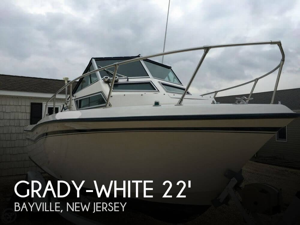 1989 grady white boat for sale white 1989 grady white for Used fishing boats for sale in florida