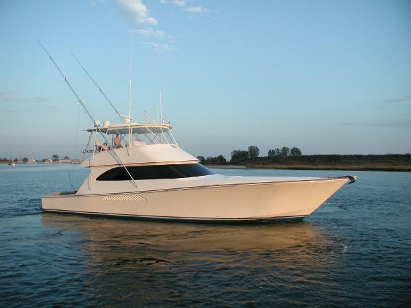 Viking yachts 60 convertible 2008 used boat for sale in for 60 viking motor yacht for sale