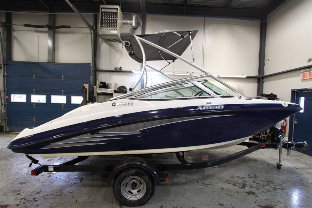 yamaha ar 190 2012 used boat for sale in riviere du loup