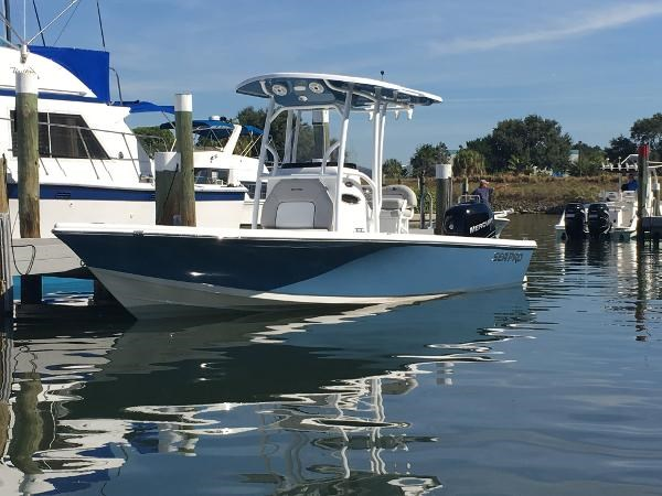 No Credit Check Car Dealers >> 2017 Sea Pro 248 Bay Boat for Sale | 24 foot 2017 Sea Pro Fishing Boat in Venice FL | 4398589802 ...