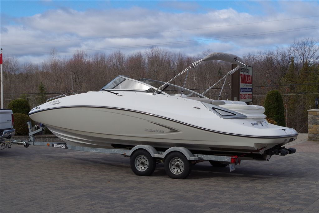 seadoo 230 challenger se 2009 used boat for sale in