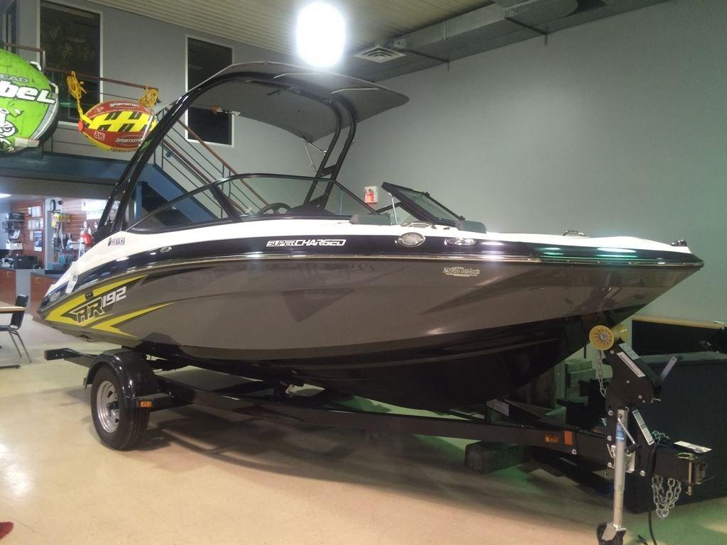Yamaha ar192 2016 neuf bateau vendre au st anicet for Yamaha dealers in arkansas