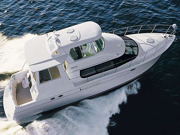 1999 Carver 504 Cockpit Motor Yacht Boat For Sale