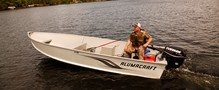 2014 Alumacraft V16 Utility Boat New Boat For Sale