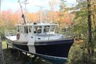 1990Custom BuiltFiberglass Research/Survey/Dive Vessel