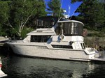 Carver 43 Cockpit Motor Yacht Boat for Sale