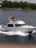 Carver Voyager 450 - Pilothouse 1999