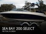 Sea Ray 200 Select 2006