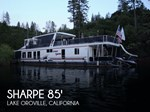 Sharpe 84 foot Houseboat 2006