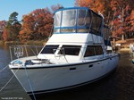 Trojan 36 Tri-cabin Boat for Sale